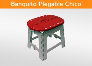 Banquito Plegable Chico