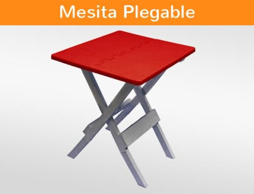Mesita Plegable