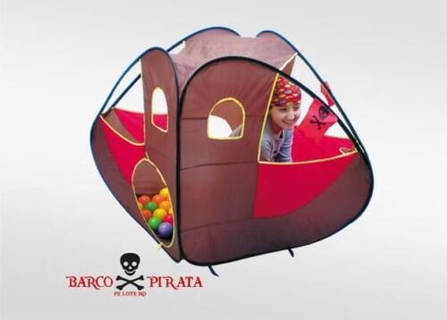 Barco Pirata Pelotero