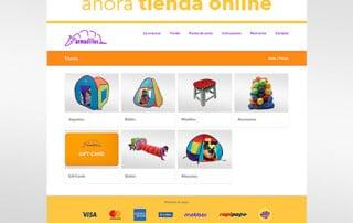Ahora tienda online