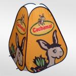 Cachamai Pyramid-Backlight