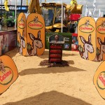 Cachamai en Expoagro 2012