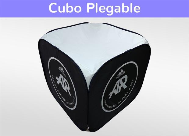Cubo Plegable