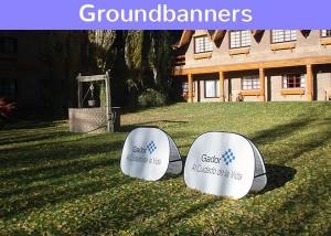 Groundbanners