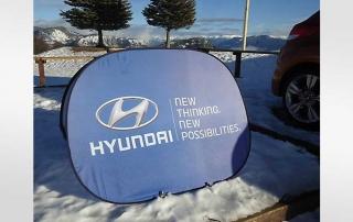 Hyundai en Chapelco