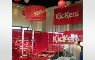 Kickers Spacebanner