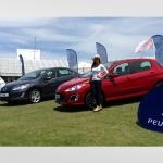 Groundbanner Peugeot