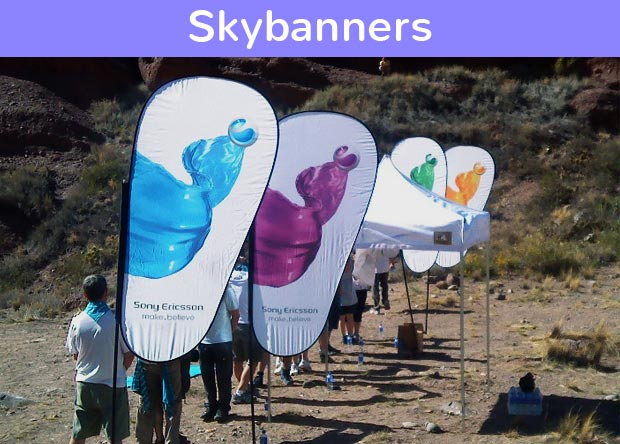 Skybanners