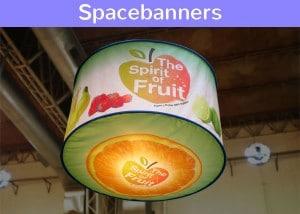Spacebanners