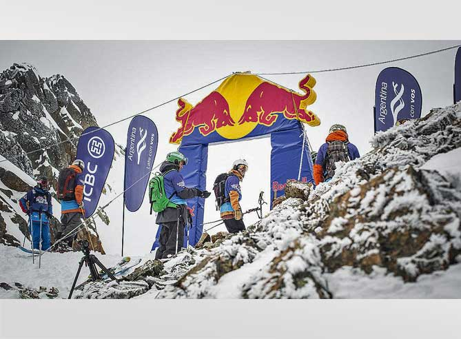 Red Bull Beyond the Line