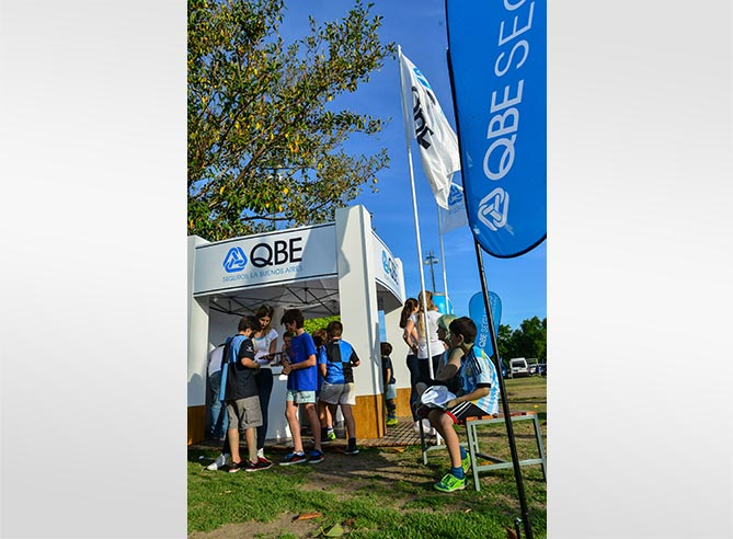 QBE Sponsor Oficial de la URBA