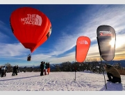 Air Experience en Chapelco. Con Assist Card y The North Face