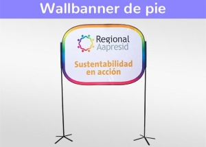 Wallbanner de Pie
