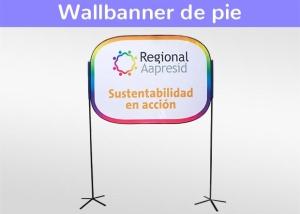 Wallbanner de Pie