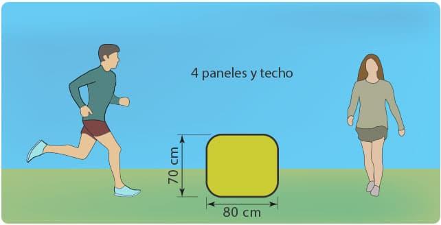 Medida Cube 2D