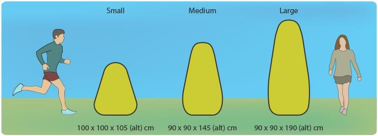 Medidas Pyramids 2D