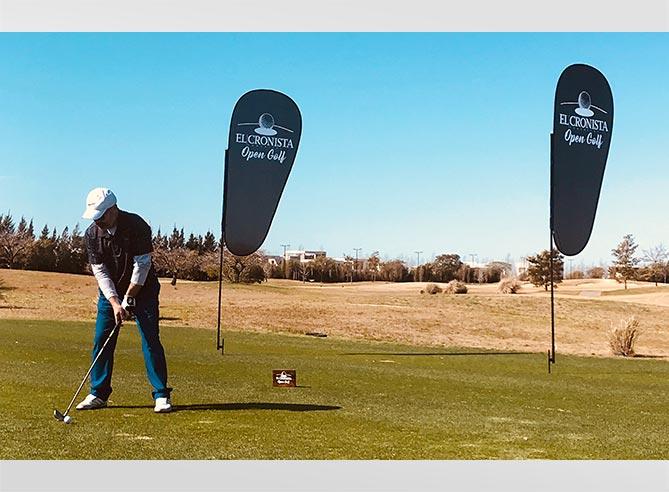 El Cronista Comercial Open Golf