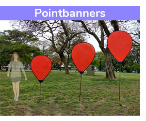 Pointbanners gráficos