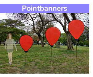 Pointbanners gráficos