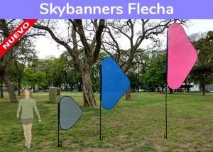 Skybanner Flecha
