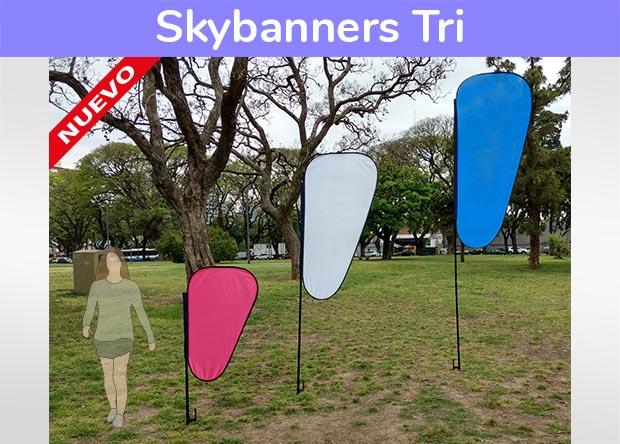 Skybanner Tri