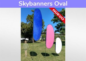 Skybanner Oval