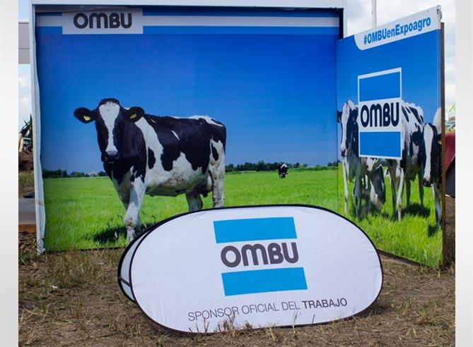 Expoagro 2019: Ombú