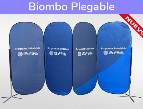 Biombo Plegable