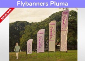Flybanner Pluma