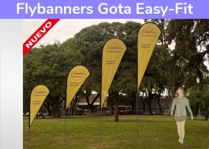 Flybanner Gota Easy-Fit