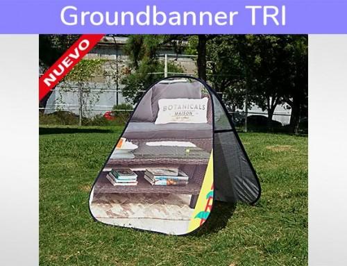 Groundbanner TRI